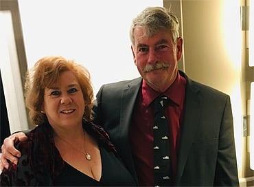 Evelene & Dennis Bruner